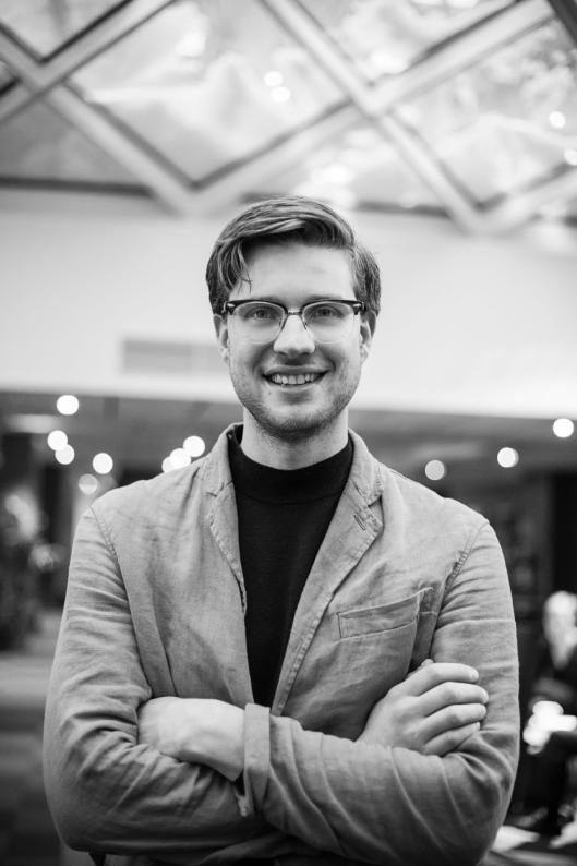 SJEF: Mattias Stengl, i sin tid Norges yngste hotelldirektør, er nå sjef på Hobo i Stockholm.