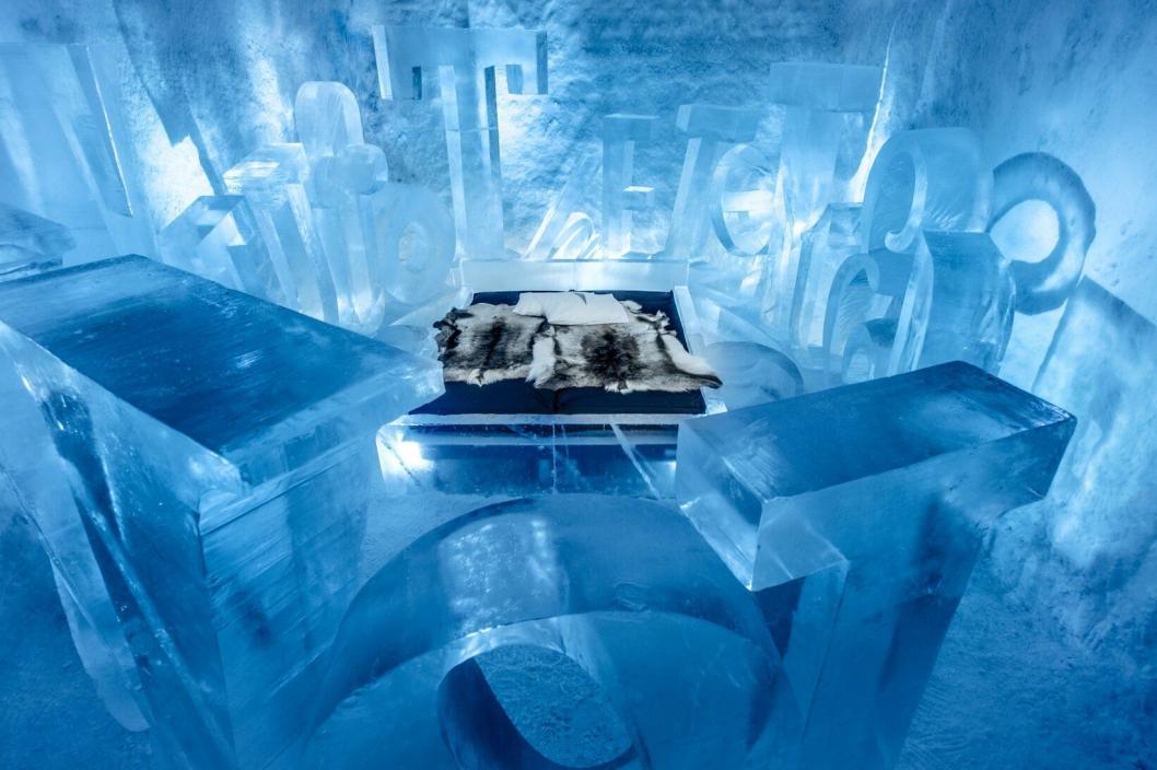 8. plass: The Icehotel, Sverige – Ice, Ice Baby ...