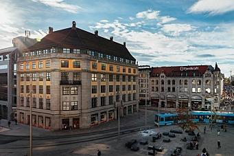 Nytt prestisjeprosjekt inntar hotell-Oslo