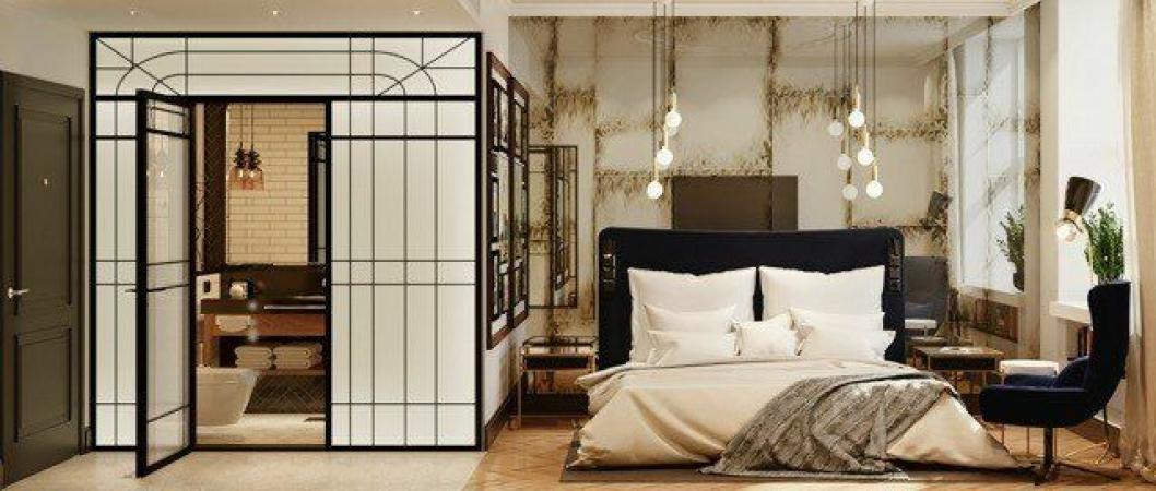 DEILIKAT: Et eksempel på hvordan et rom vil se ut.