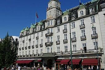 Grand Hotel kan vinne trippel