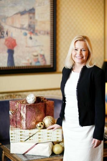 STOLT: Hotelldirektør Fredrikke Næss er stolt over at Grand Hotel by Scandic er nominert i flere klasser.