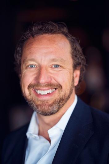 GLAD: Bjørn Arild Wisth, viseadministrerende direktør i Nordic Choice Hotels.