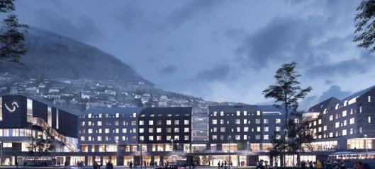 Scandic «fikk» nytt Voss-hotell