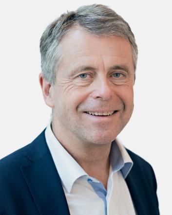 VALGTE SCANDIC: Bane Nor-sjef Petter Eiken valgte Scandic Hotels som hotelloperatør for sitt nye hotell på Voss. Foto: Sune Eriksen.