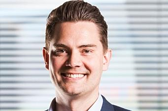 Ny sjef i Det Norske Brenneri