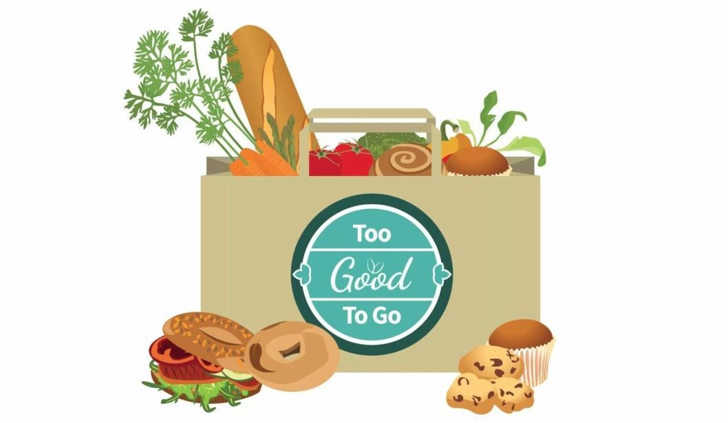 Too Good To Go er én av flere aktører som kjemper for å redusere matsvinn.