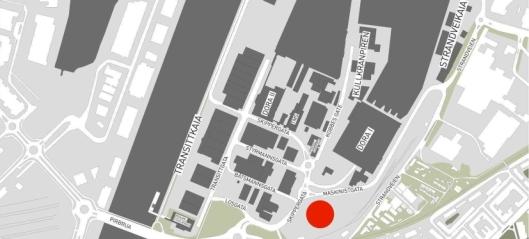 Utvikler Trondheims største hotell