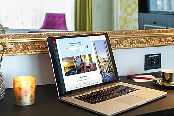 Thon Hotels lanserer chatte-robot