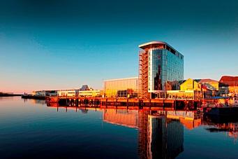 Thon bygger nytt hotell i Lofoten
