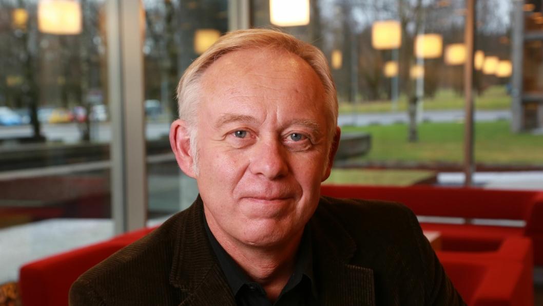 GIR SEG: Petter Nome slutter som direktør i Bryggeri- og drikkevareforeningen ved årsskiftet.