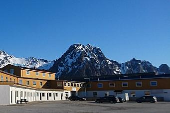 Scandic x 3 i Lofoten