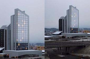 Ny-gammelt storhotell i Trondheim