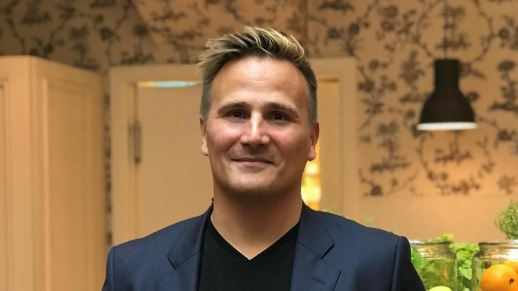 Ørjan Lundmark blir Director of F & B på Amerikalinjen.