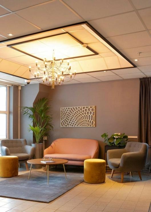 TIL BW: Amalie Hotell i Tromsø går under Best Western´s vinger.