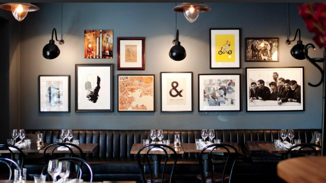 KJENT: Le Benjamin er både en velkjent og meget populær restaurant i Oslo.