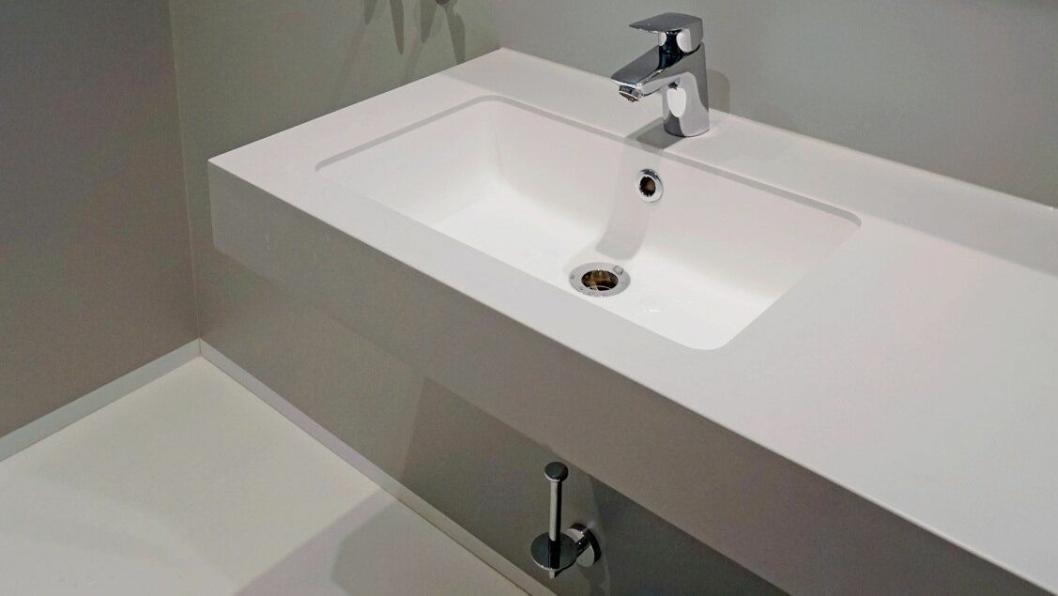 NYTT: Et nyutviklet baderomskonsept skal sørge for raskere renovering og spare hotellnæringen for store summer.