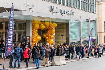 900 i kø for jobb på Stordalen-hotell