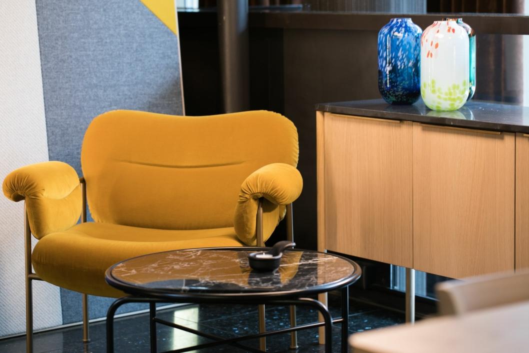 Bollo Lounge Chair fra Andreas Engesvik.