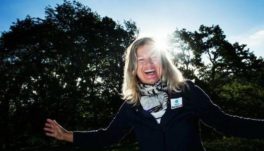 KLAR FOR HØSTEN: Kristin Krohn Devold i NHO Reiseliv er ikke overrasket over Nordlands popularitet.