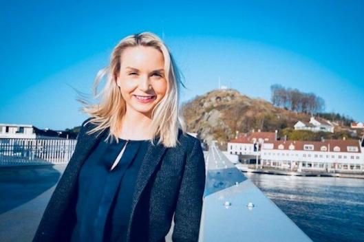 DIREKTØR: Lotte Fredriksen Syltevik er direktør på Mandal Hotel.