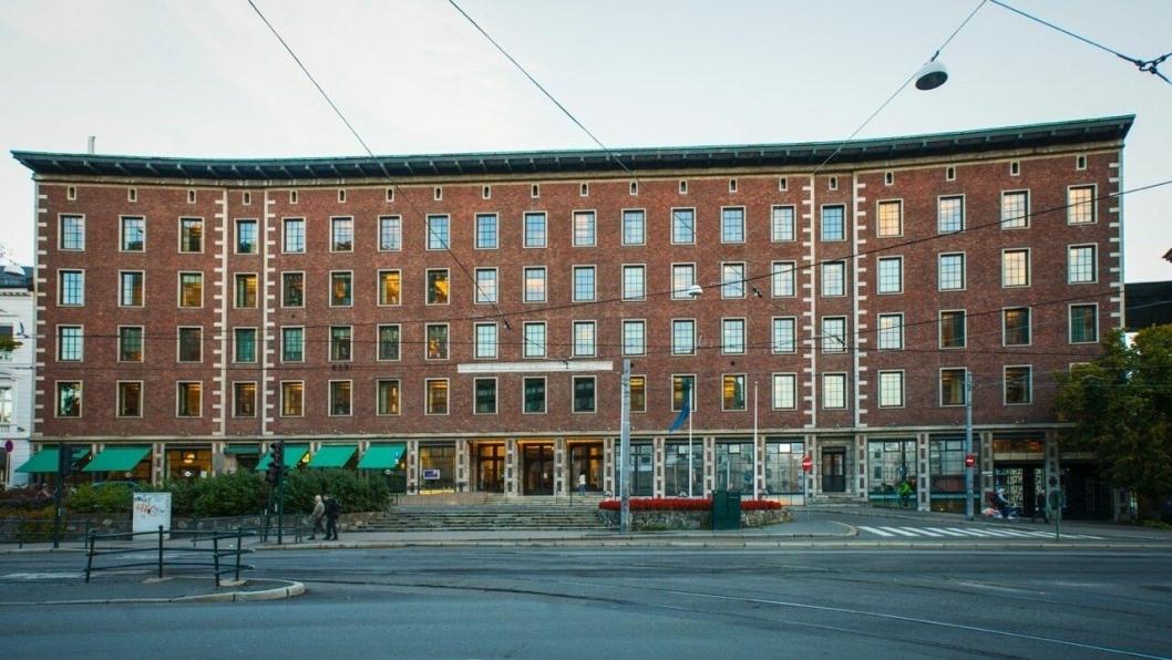 HOTELLET: I lokalene til gamle Oslo Lysverker blir det nytt hotell.