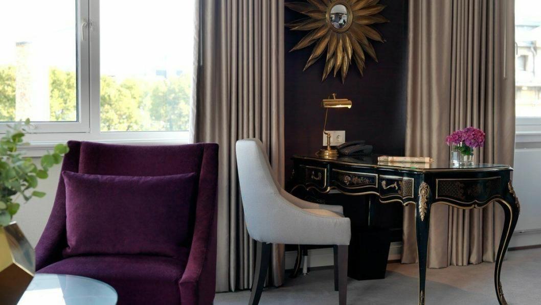 PÅ PALLEN: Hotel-Continental er inne på tredjeplass på Condé Nast sin liste over Nord- Europa.
