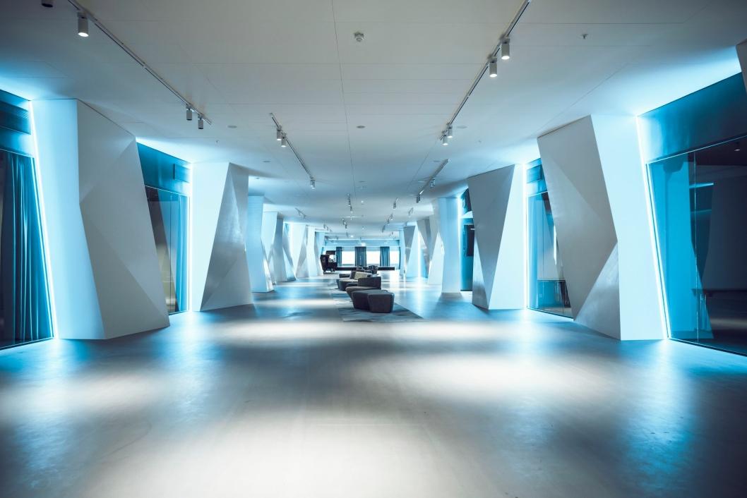 """NYTT: X Meeting Point er det nye konferanse- og eventsenteret på Hellerudsletta, """"midt"""" mellom Oslo og Gardermoen.<br /><br />"""