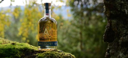 «VM-gull» til norsk brennevin