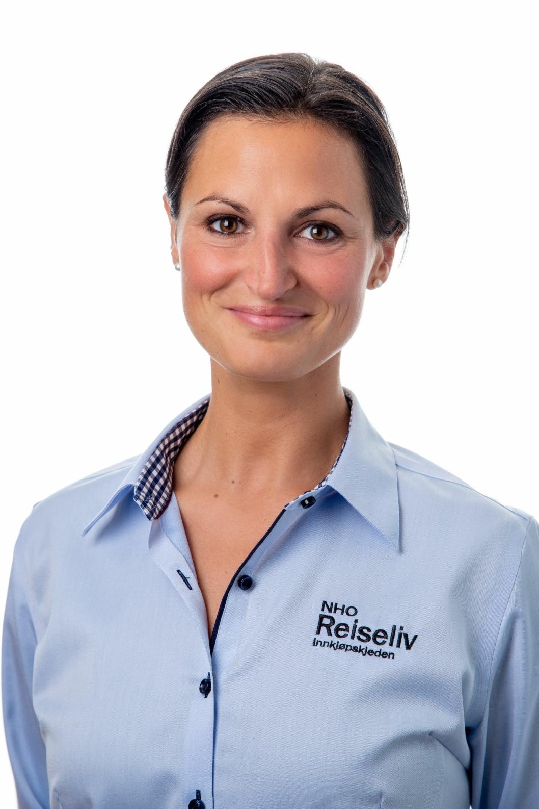 Marina Abijanac – Salgskoordinator