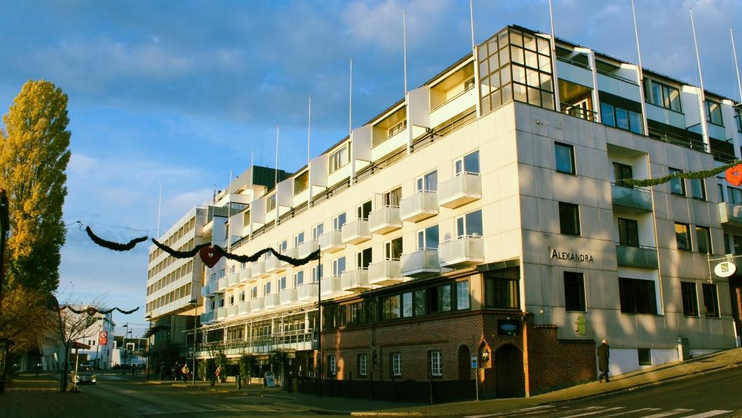 TIL SCANDIC: Hotel Alexandra blir med i Scandic-familen fra nyttår.