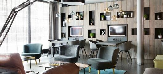 Comfort-hotell på Gaselleliste
