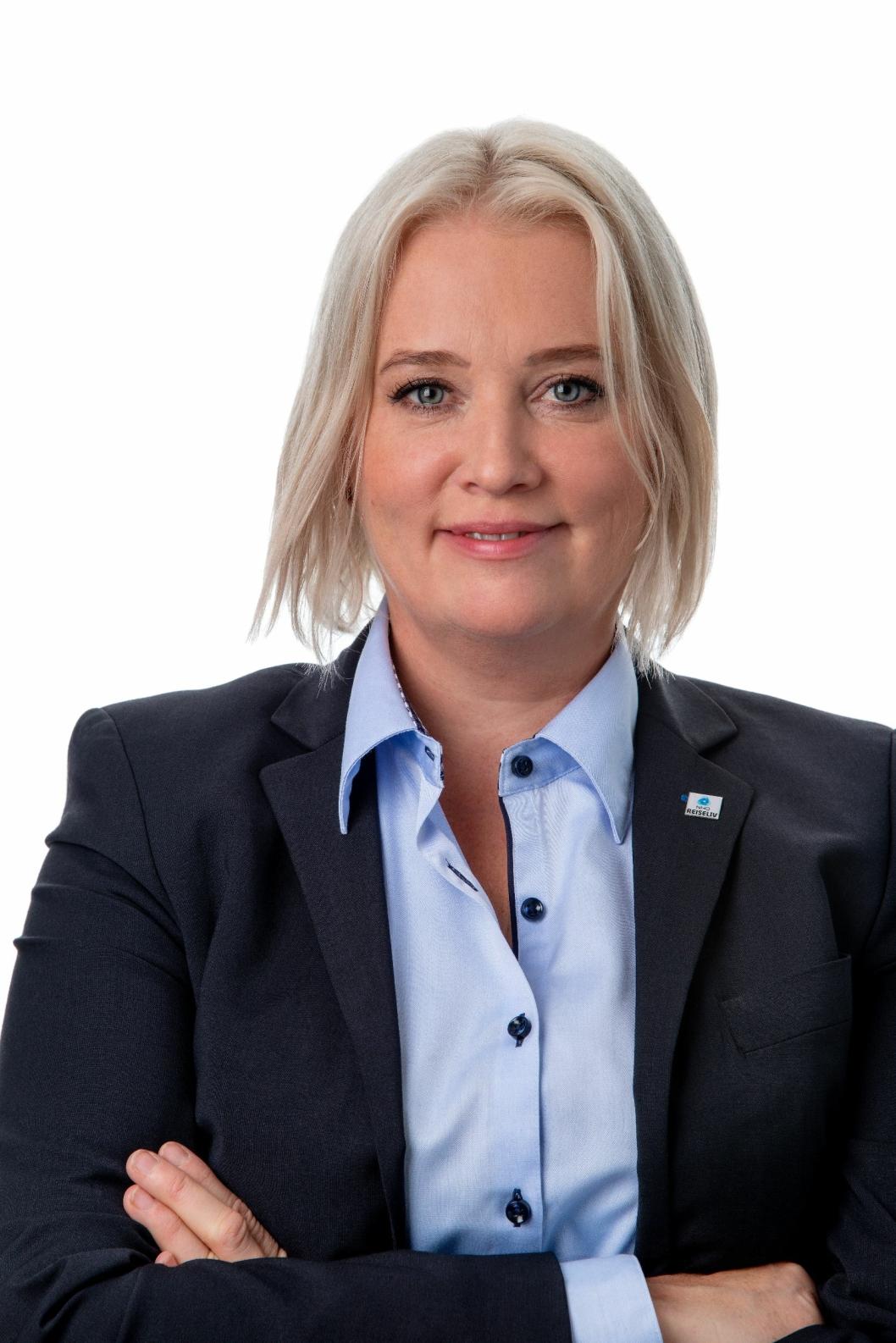 Ann Elisabeth Lynum - Regionsjef Innkjøpskjeden