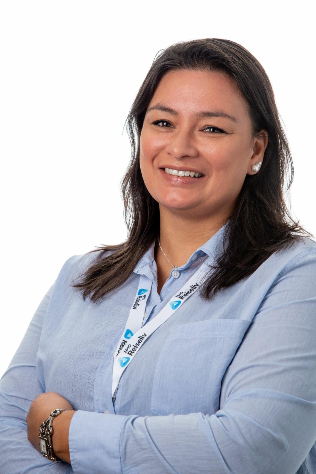 Mona Nordrum – Netthandelskonsulent.