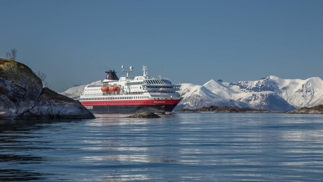 MS Polarlys er ett av de seks skipene som bygges om.