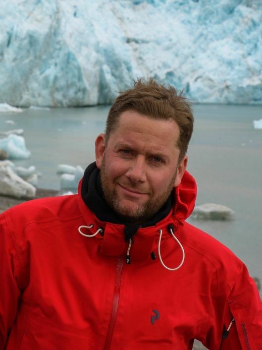 SJEF: Daniel Skjeldam er sjef for Hurtigruten.