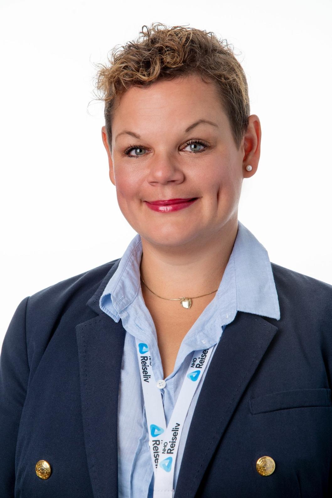 Lise Annett Smith - Kommunikasjons og markedsansvarlig.