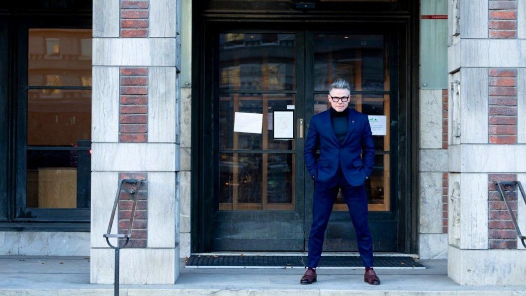 Jarle Moen blir ny sjef for hotellprosjektet Sommero.