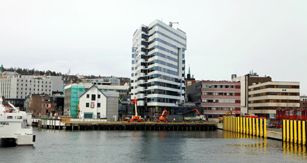 SUKSESS: The Edge har vært en stor suksess i hotellmarkedet i Tromsø.