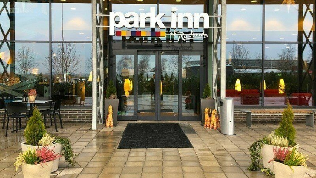 Nå har det nye Park Inn by Radisson-hotellet ved Gardermoen åpnet.