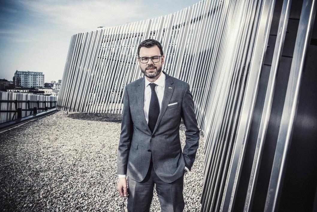 Tom Flanagan Karttunen er Area Senior Vice President for Radisson Hotel Group i Norden.