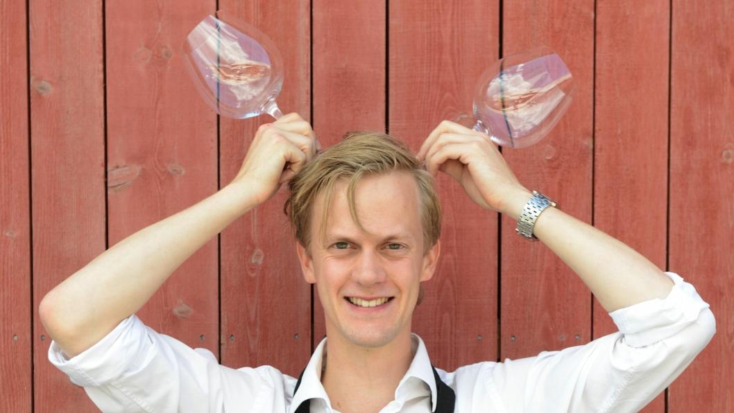 BLIR TRØNDER: Henrik Dahl Jahnsen blir hovedvinkelner på Britannia Hotel.