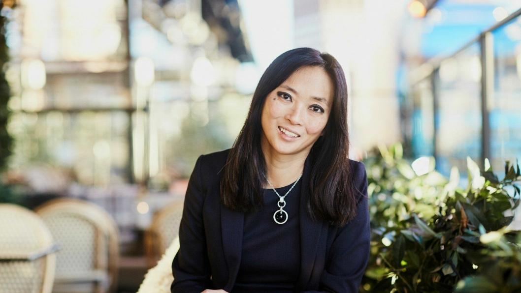 Helene Skjenneberg er ny direktør for mat og drikke i Scandic.