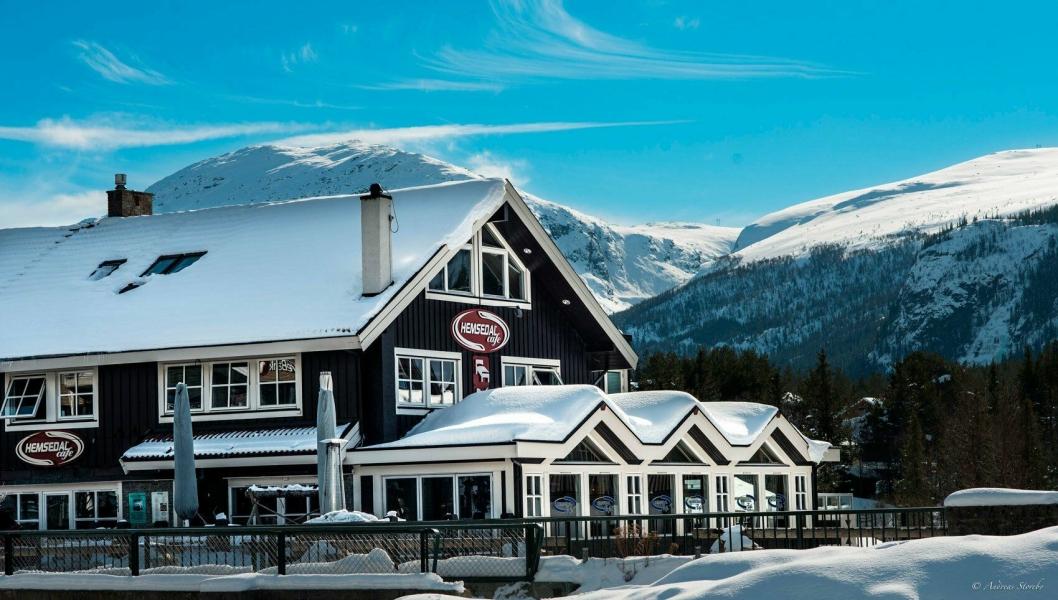 IDYLL: Svært mange skiturister har et forhold til dette stedet.