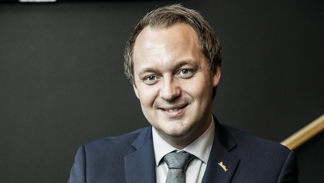 NY MANN I BERGEN: Frank Ove Wennevik tar over som hotelldirektør på Radisson Blu Royal Hotel i Bergen.