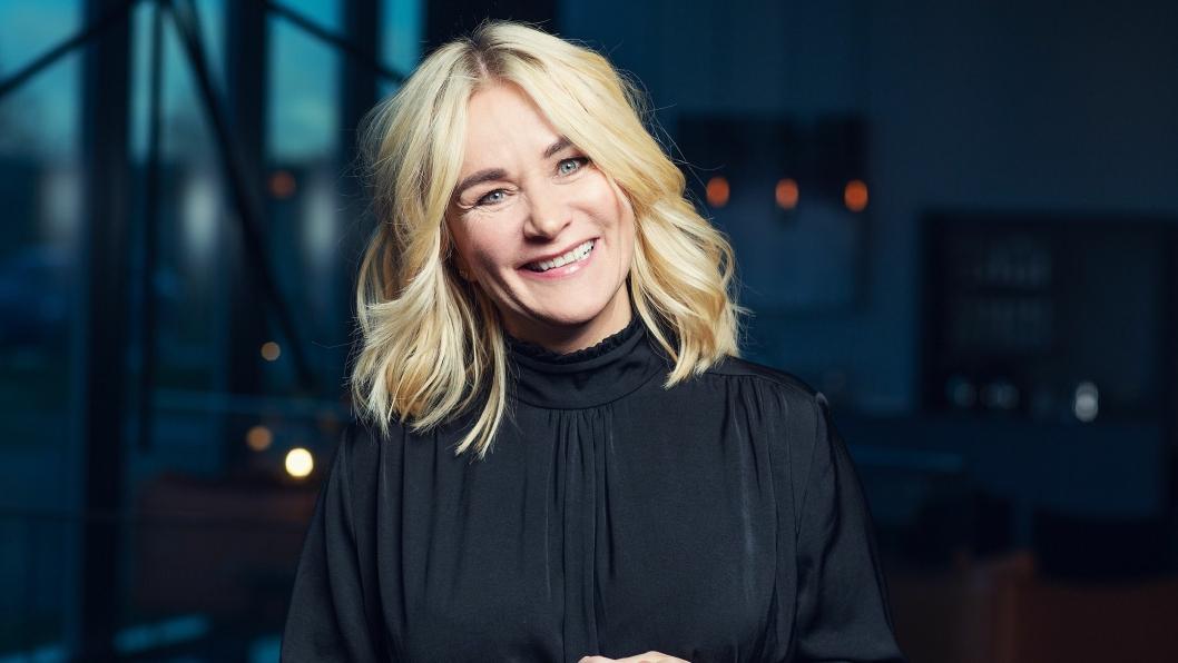 NY JOBB: Katri Inkerø var det åpenbare valget til Choices nye direktørstilling.