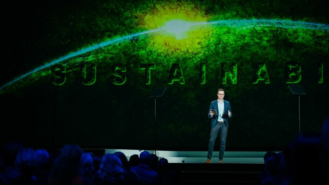 BÆREKRAFTIG: Harald Bjugstad-Holm, Bærekraftsdirektør i Nordic Choice Hotels.
