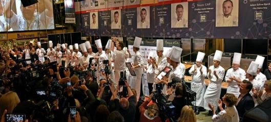 Ny konkurranse: Årets Unge Kokk