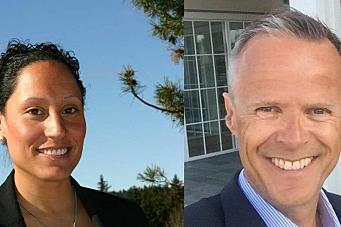 Scandic ansetter to direktører