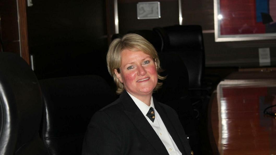 Berit Lunde er ny direktør i Voss.